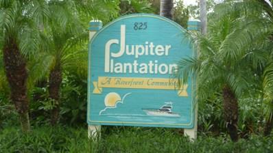 825 Center Street UNIT 2d, Jupiter, FL 33458 - MLS#: RX-10505128