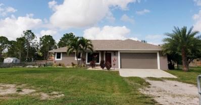 14073 76th Road N, The Acreage, FL 33470 - #: RX-10505275