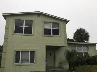 1655 W 32nd Street, Riviera Beach, FL 33404 - MLS#: RX-10505298