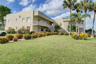 191 Piedmont D, Delray Beach, FL 33484 - MLS#: RX-10505326