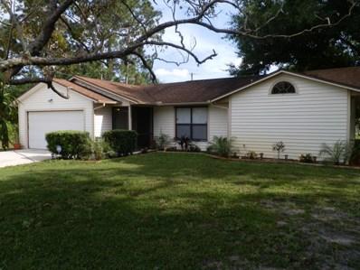 1712 SW Starman Av Avenue, Port Saint Lucie, FL 34953 - MLS#: RX-10505327