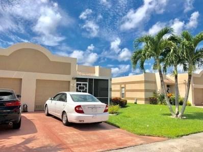 9070 Tracy Court UNIT 1, Boca Raton, FL 33496 - MLS#: RX-10505336