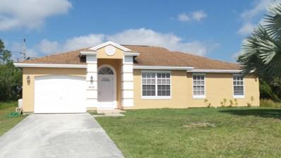 1910 SW Glendale Street, Port Saint Lucie, FL 34987 - MLS#: RX-10505348