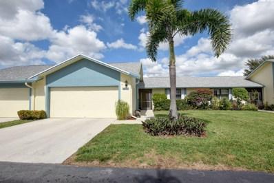 9177 SW 22nd Street UNIT C, Boca Raton, FL 33428 - MLS#: RX-10505361