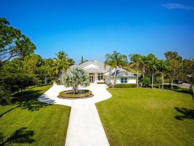 4743 SW Bermuda Way, Palm City, FL 34990 - MLS#: RX-10505380