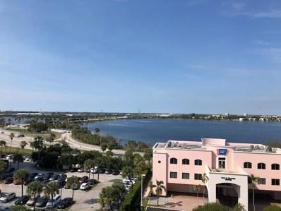 616 Clearwater Park Road UNIT 813, West Palm Beach, FL 33401 - MLS#: RX-10505491
