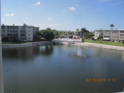 2668 N Garden Drive UNIT 308, Lake Worth, FL 33461 - #: RX-10505686