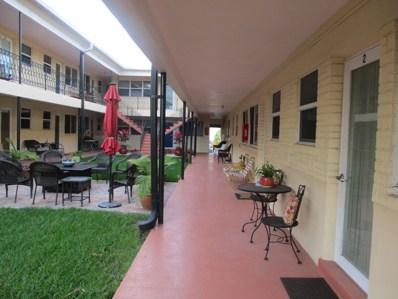 302 Lake Osborne Drive UNIT 6, Lake Worth, FL 33461 - MLS#: RX-10505734