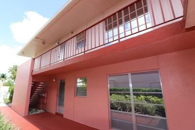 18 Golfs Edge UNIT D, West Palm Beach, FL 33417 - MLS#: RX-10505781