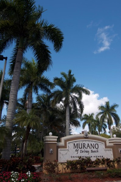 15185 Michelangelo Boulevard UNIT 207, Delray Beach, FL 33446 - MLS#: RX-10505857