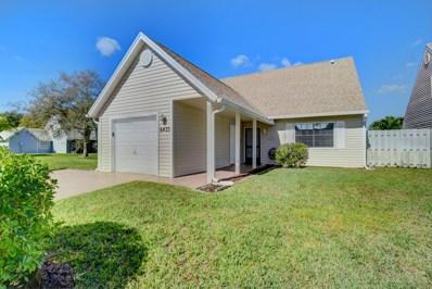 6433 Lantana Pines Drive, Lake Worth, FL 33462 - MLS#: RX-10505982