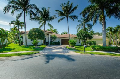 12550 Oak Run Court, Boynton Beach, FL 33436 - #: RX-10506156