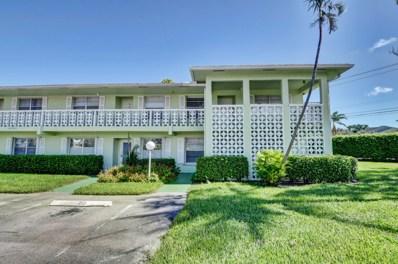 2820 SW 15th Street UNIT 104, Delray Beach, FL 33445 - #: RX-10506286