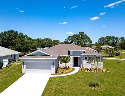 321 SW Buzby Court, Port Saint Lucie, FL 34953 - MLS#: RX-10506338