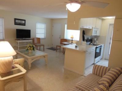 3600 N Ocean Drive UNIT 123, Riviera Beach, FL 33404 - MLS#: RX-10506360