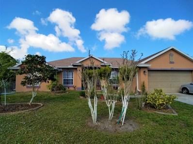 2565 SE Mariposa Avenue, Port Saint Lucie, FL 34952 - MLS#: RX-10506498