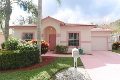 240 Caribe Court, Greenacres, FL 33413 - MLS#: RX-10506573