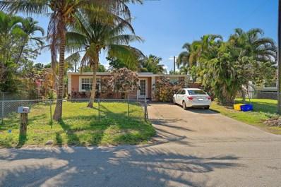 220 Mentone Road, Boynton Beach, FL 33435 - MLS#: RX-10506622