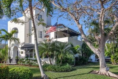 5801 S Olive Avenue, West Palm Beach, FL 33405 - MLS#: RX-10506716