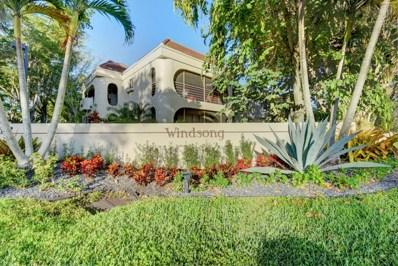 6314 Longboat Lane W UNIT 102 A, Boca Raton, FL 33433 - #: RX-10506803