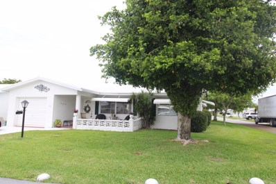 124 SW 9th Street, Boynton Beach, FL 33426 - MLS#: RX-10507009