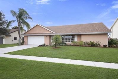 8285 Blue Cypress Drive, Lake Worth, FL 33467 - #: RX-10507115