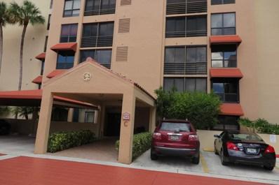 7145 Promenade Drive UNIT 701, Boca Raton, FL 33433 - #: RX-10507208