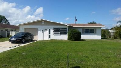 1437 SE Griffin Terrace, Port Saint Lucie, FL 34952 - #: RX-10507217