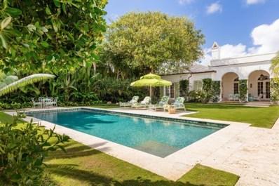 324 Garden Road, Palm Beach, FL 33480 - MLS#: RX-10507252