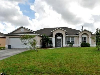 3317 SW Perrine Street, Port Saint Lucie, FL 34953 - MLS#: RX-10507320