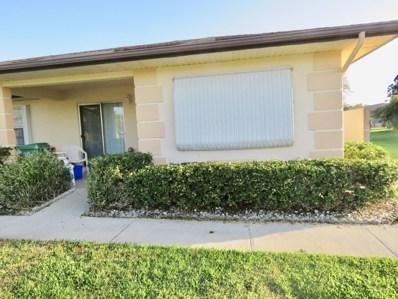 509 Ponderosa Drive UNIT 42d, Fort Pierce, FL 34982 - MLS#: RX-10507546