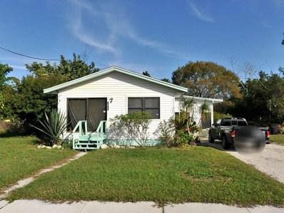 1310 Wyoming Avenue, Fort Pierce, FL 34982 - MLS#: RX-10507878