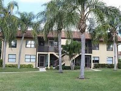 7125 Golf Colony Court UNIT 204, Lake Worth, FL 33467 - #: RX-10507914