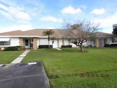 1216 S Lakes End Drive UNIT C, Fort Pierce, FL 34982 - #: RX-10507975