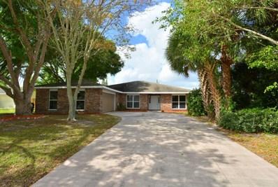 149 NE Caprona Avenue, Port Saint Lucie, FL 34983 - MLS#: RX-10508161
