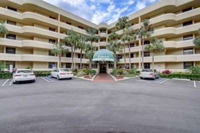 1850 Homewood Boulevard UNIT 512, Delray Beach, FL 33445 - #: RX-10508204