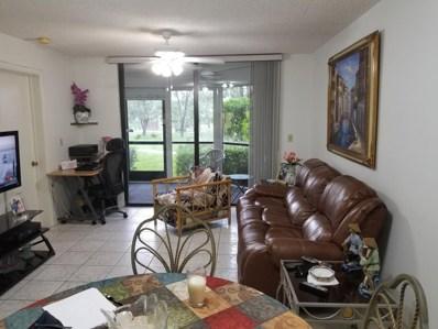 3138 Via Poinciana UNIT 117, Lake Worth, FL 33467 - #: RX-10508305