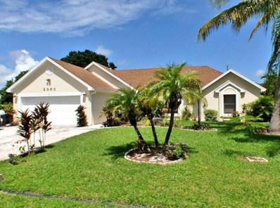2365 SE Luau Avenue, Port Saint Lucie, FL 34952 - MLS#: RX-10508409