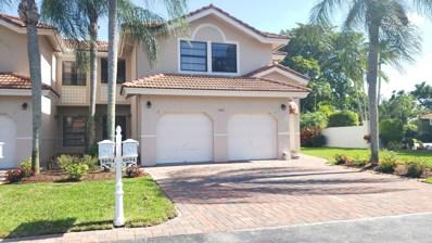 8694 Via Reale UNIT 61l, Boca Raton, FL 33496 - MLS#: RX-10508416