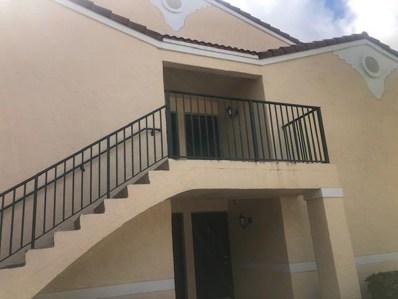 1743 Village Boulevard UNIT 207, West Palm Beach, FL 33409 - #: RX-10508479
