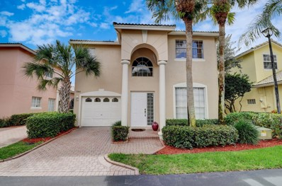 7343 Panache Way, Boca Raton, FL 33433 - MLS#: RX-10508577