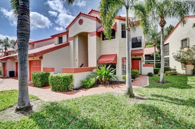 7669 Lexington Club Boulevard UNIT D, Delray Beach, FL 33446 - #: RX-10509075