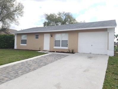 5182 Blueberry Hill Avenue, Lake Worth, FL 33463 - #: RX-10509202