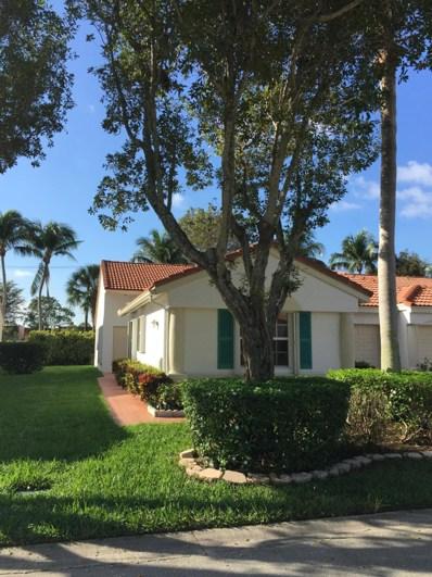 6054 Lake Hibiscus Drive, Delray Beach, FL 33484 - MLS#: RX-10509232