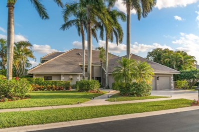 7251 Montrico Drive, Boca Raton, FL 33433 - MLS#: RX-10509319