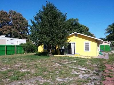 512 S D Street, Lake Worth, FL 33460 - MLS#: RX-10509361