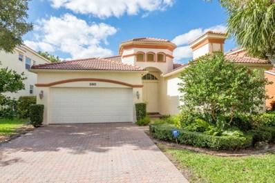 2865 Shaughnessy Drive, Wellington, FL 33414 - #: RX-10509837
