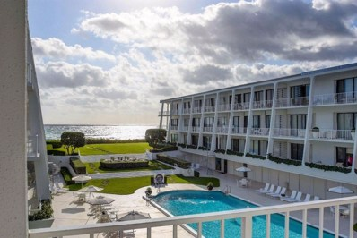 2275 S Ocean Boulevard UNIT 206 A, Palm Beach, FL 33480 - #: RX-10509864