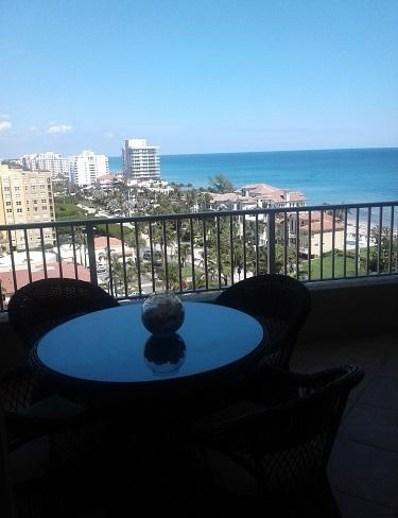 3700 S Ocean Boulevard UNIT 1107, Highland Beach, FL 33487 - #: RX-10509970