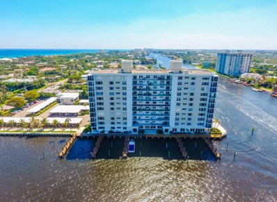 400 Seasage Drive UNIT 806, Delray Beach, FL 33483 - MLS#: RX-10510214